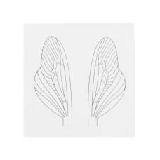 Крила ручейників і веснянок J: son Realistic Wing Material RWM U1