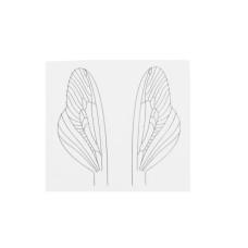 Крила ручейників і веснянок J: son Realistic Wing Material RWM U2