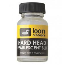 Монтажний лак-фарба Loon HARD HEAD BLUE PEARLESCENT