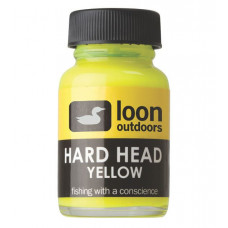 Монтажний лак-фарба Loon HARD HEAD YELLOW