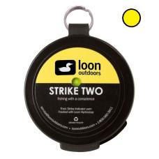 Індикатор клювання Loon STRIKE TWO YELLOW, жовтий