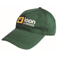 Кепка Loon Classic Logo Hat, зелена (Green)