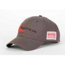 Кепка Nautilus Nautilus Reels, вугільно-сіра (Charcoal)