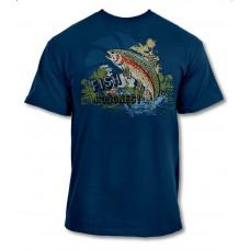 Футболка Nautilus Rainbow Trout Cojones T-shirt, розмір XXL