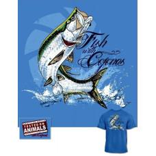 Футболка Nautilus Tarpon Cojones T-shirt, розмір XXL