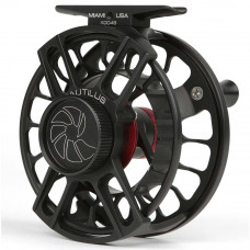 XLMB Nautilus XL MAX Fly Reel 8-9 Weight Black