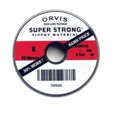 Ліска для повідків Orvis Super Strong Nylon Tippet 0X