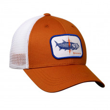 5-AC127130-1EA Redington LIGHTNING TARPON TRUCKER Rust ONE SIZE