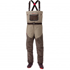 5-WD0220112 Забродний комбінезон Redington SONIC-PRO HD WADER CLAY / DARK EARTH XL SHORT