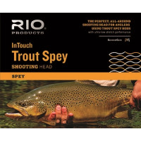Нахлистова голова RIO Intouch Trout Spey Shooting Head, класс 3