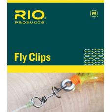 6-26200 RIO FLY CLIP SIZE 1 (10-PACK)