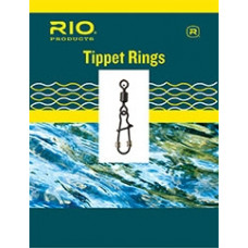 6-26032 RIO TROUT TIPPET RING 10-PACK SIZE SMALL