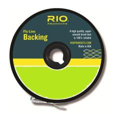Нахлистовий бекінг RIO Fly Line Backing 20lb, 1 метр, шартрез (CHARTREUSE) Купити за 2 грн.