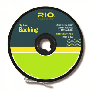 Нахлистовий бекінг RIO Fly Line Backing 20lb, 1 метр, шартрез (CHARTREUSE)