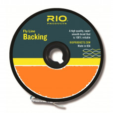 Нахлистовий бекінг RIO Fly Line Backing 20lb, 91 метр, помаранчевий (ORANGE)