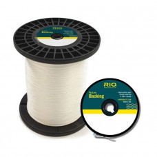 Нахлистовий бекінг RIO Fly Line Backing 30lb, 1 метр, білий (WHITE)