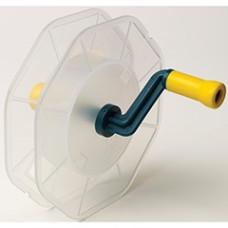 Шпуля з ручкою для намотування шнурів RIO Cranky Kit