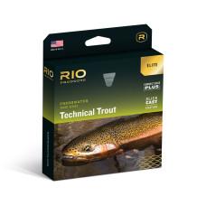 Нахлистовий шнур ELITE RIO TECHNICAL TROUT WF5F, клас 5 Купити за 3480 грн.