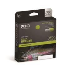 Нахлистовий шнур InTouch RIO Gold WF5F, 5 класу