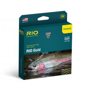 Нахлистовий шнур PREMIER RIO GOLD, клас WF6F, колір MOSS/GOLD