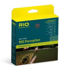 Нахлистовий шнур InTouch RIO Perception WF4F, 4 класу, Green / Camo / Tan