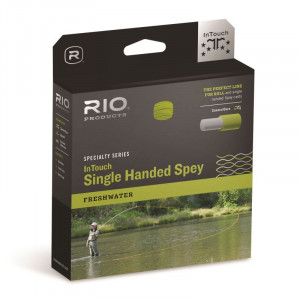 Нахлистовий шнур RIO InTouch Single Handed Spey WF7F, 7 класу