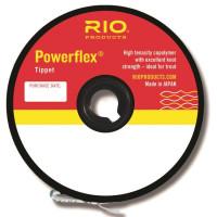 Ліска для нахлистових повідків RIO Powerflex Tippet 6X
