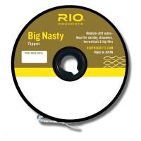 Повідковий матеріал, волосінь, нейлон, ліска, RIO Big Nasty Tippet, 10lb 30yd