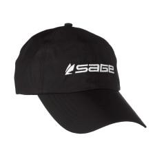 Водонепроникна кепка Sage Waterproof Longbill Hat, чорна (Black)