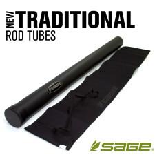 Тубус чорний Sage для 3-5 класу, тільки для серії FRESH WATER (4002-90-4ST)