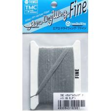 Волокна для сухих мушок Tiemco Aero Dry Wing, сірі (Medium Dun)