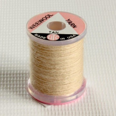 Тонка вовняна нитка UTC Wee Wool Yarn, тан (TAN)