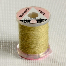 Тонка вовняна нитка UTC Wee Wool Yarn, оливкова (OLIVE)