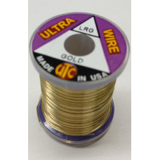 Дріт UTC ULTRA WIRE, розмір SMALL, золота (GOLD)