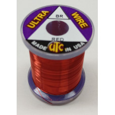 Дріт UTC ULTRA WIRE, розмір BR., червона (RED.METALLIC)