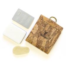 Гаманець для мушок Veniard Cork Fly Wallet, натуральний (Natural)