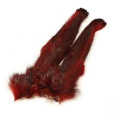 Вуха зайця Veniard Hares Ears, червоні (Red)