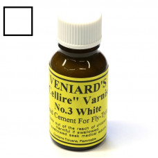 "Лак Veniard ""Cellire"" Varnish No.3 White (білий)"