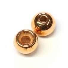 """Металеві круглі головки Wapsi Cyclop Beads 4.76мм (3/16 """"), мідні (COPPER) Купити за 81 грн."""
