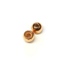 """Металеві круглі головки Wapsi Cyclop Beads 1.98мм (5/64 """"), мідні (COPPER)"""