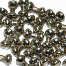 Глазки-гантельки Wapsi Dumbbell Eyes, 0.47 гр X-Small, нікельовані Купити за 60 грн.