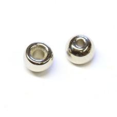 Вольфрамові головки круглі Wapsi TUNGSTEN BOMB BEADS 4.8мм, нікель (NICKEL) Купити за 104 грн.