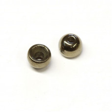 Вольфрамові головки круглі Wapsi TUNGSTEN BOMB BEADS 4.0мм, чорний нікель (BLACK NICKEL) Купити за 104 грн.
