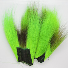 BUCKTAIL PIECES, FL.GREEN