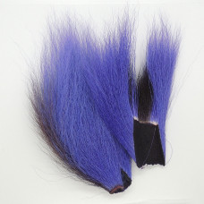 BUCKTAIL PIECES, LAVENDER