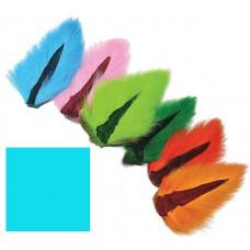Бактейл великий Wapsi Bucktail Large, флуо-блакитний (FL BLUE)