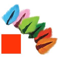 Бактейл великий Wapsi Bucktail Large, флуо-вогненно-помаранчевий (FL FIRE ORANGE)
