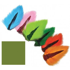 Бактейл великий Wapsi Bucktail Large, світло-оливковий (LIGHT OLIVE)