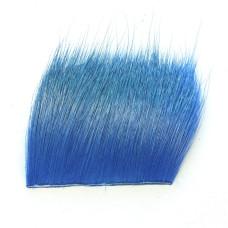Хутро з боку оленя Wapsi Deer Body Hair, синій (BLUE)