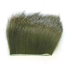 Хутро з боку оленя Wapsi Deer Body Hair, темно-оливковий (DARK OLIVE)